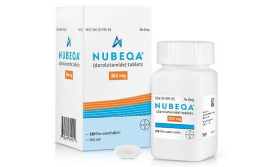 FDA批准Nubeqa®(darolutamide)用于非转移性去势抵抗性前列腺癌