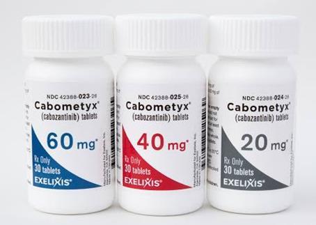 FDA批准CABOMETYX用于先前接受过索拉非尼治疗肝细胞癌患者