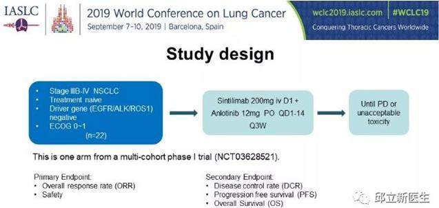 2019WCLC --聚焦肺癌治疗新进展