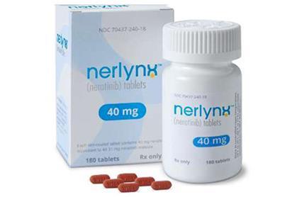 FDA批准来那替尼和卡培他滨联合疗法用于晚期HER2阳性乳腺癌
