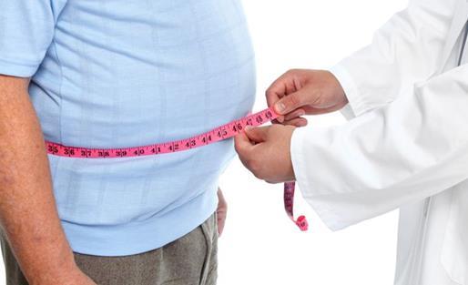 成年男性超重将会增加患前列腺癌的风险
