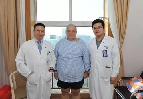 【资讯】患者135公斤3处恶性肿瘤如此高难度的手术是如何完成的?
