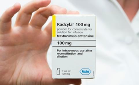 赫赛莱被批准用于乳腺癌患者的辅助治疗