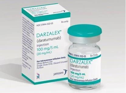 FDA批准dalatumumab(达雷妥尤单抗)和透明质酸酶联合用于多发性骨髓瘤