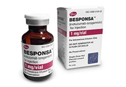 Besponsa (Inotuzumab Ozogamicin Injection)  奥英妥珠单抗重组冻干粉注射剂