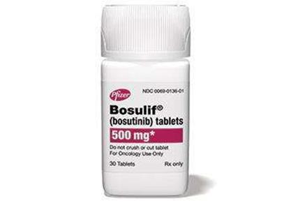 Bosulif (Bosutinib) 博舒替尼
