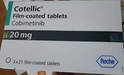 Cotellic (Cobimetinib)考比替尼