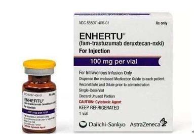 Enhertu (Fam-trastuzumab deruxtecan-nxki Injection)