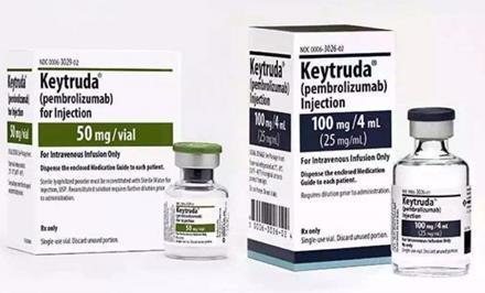 Keytruda (Pembrolizumab Injection) 派姆单抗