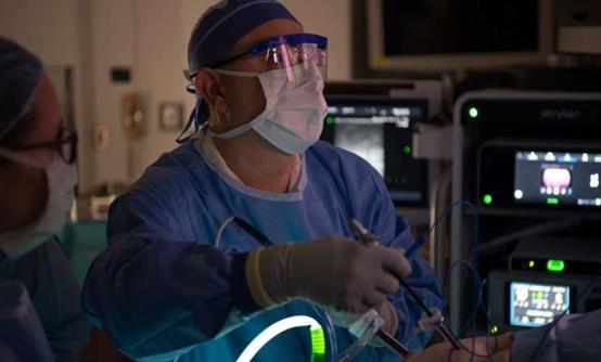 克利夫兰诊所率先使用最新消融技术治疗大型肝肿瘤